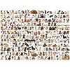 Eurographics Inc. The World of Dogs 1000 Piece Jigsaw Puzzle - image 2 of 3