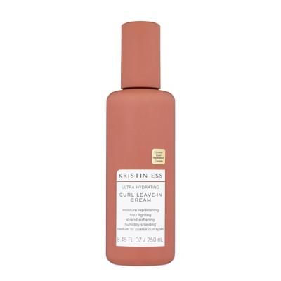 Kristin Ess Ultra Hydrating Curl Leave-In Cream - 8.45 fl oz