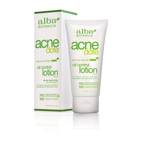 Unscented Alba Acnedote Oil Control Lotion - 2oz - image 1 of 4