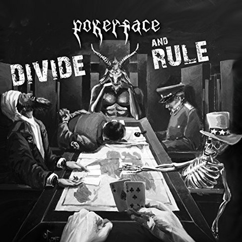 Pokerface - Divide And Rule (CD) - image 1 of 1