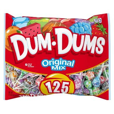 Dum Dums Halloween Assorted Bag - 21.4oz