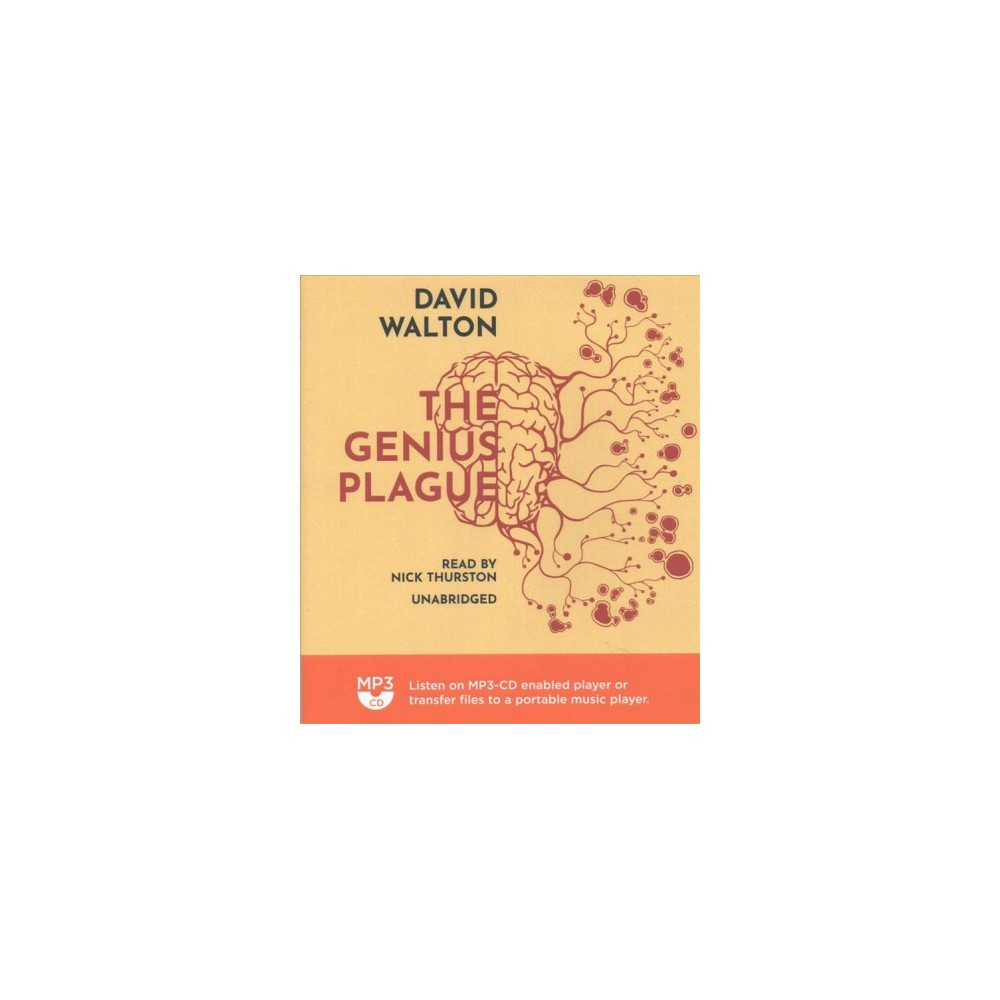 Genius Plague (MP3-CD) (David Walton).