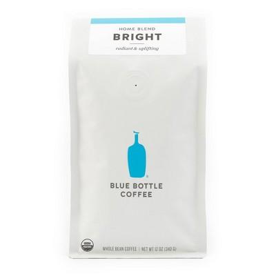 Blue Bottle Bright Medium Roast Whole Bean Coffee - 12oz