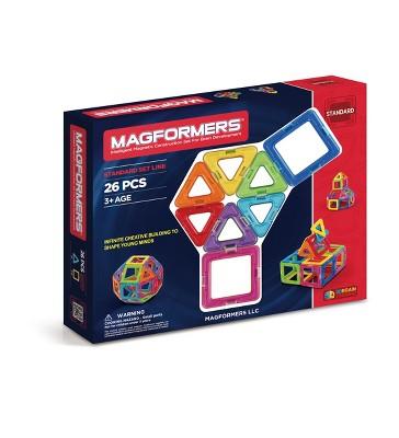 Magformers Rainbow 26 PC Set
