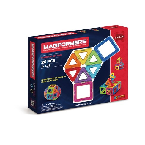 Magformers Rainbow 26 PC Set - image 1 of 4