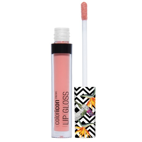 Wet n Wild Color Icon Lip Gloss Featherless - 0.12 fl oz - image 1 of 3