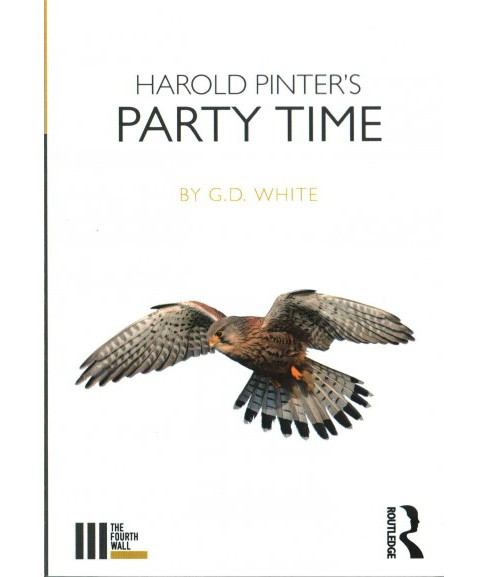 Harold Pinter's Party Time (Paperback) (G. D. White) - image 1 of 1