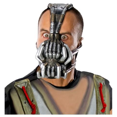 Halloween Batman The Dark Knight Rises Bane 3/4 Adult Mask - One Size - image 1 of 1
