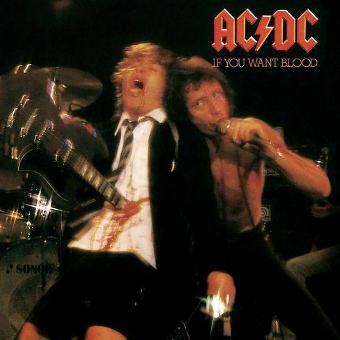 AC/DC - If You Want Blood You've Got It (CD) - image 1 of 1