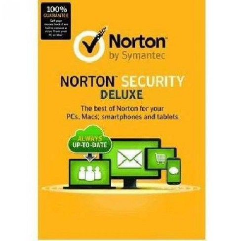 Norton Security v.3.0 Deluxe - Subscription License - 5 Device - 1 Year - English - Intel-based Mac, Handheld, PC - image 1 of 1