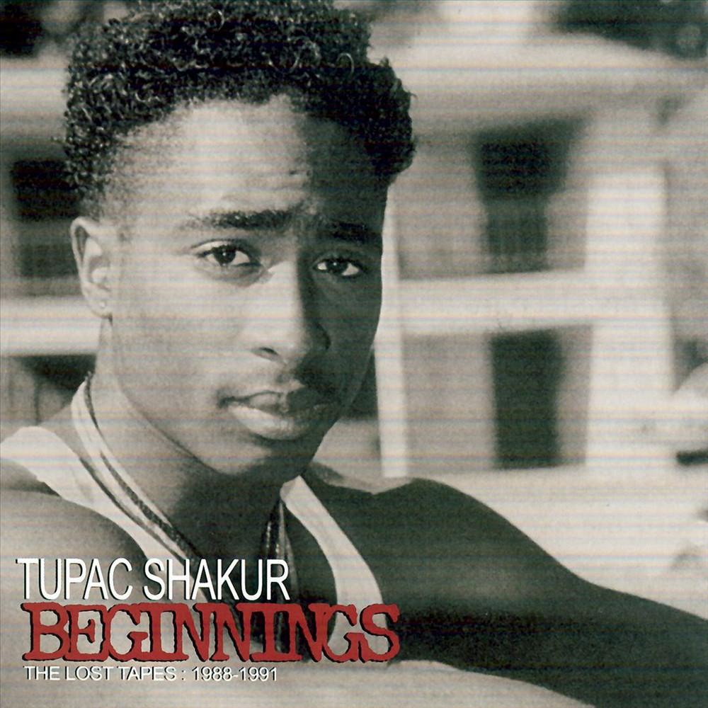 Tupac Shakur - Lost Tapes (CD)