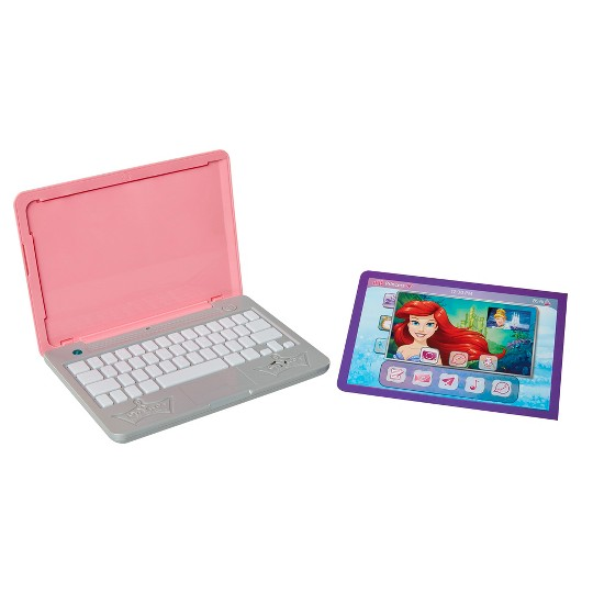 Disney Princess Style Collection Laptop with Lights and Sounds image number null