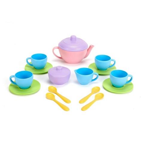 Green Toys Tea Set - image 1 of 4