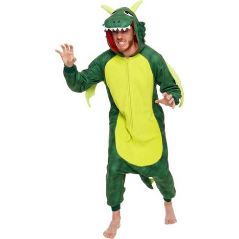 Funziez! Dragon Men's Novelty Union Suit - image 1 of 4