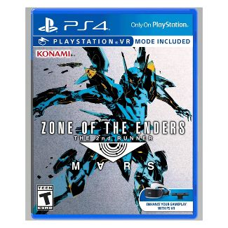 Zone of the Enders: The 2nd Runner Mars - VR Mode Included - PlayStation 4