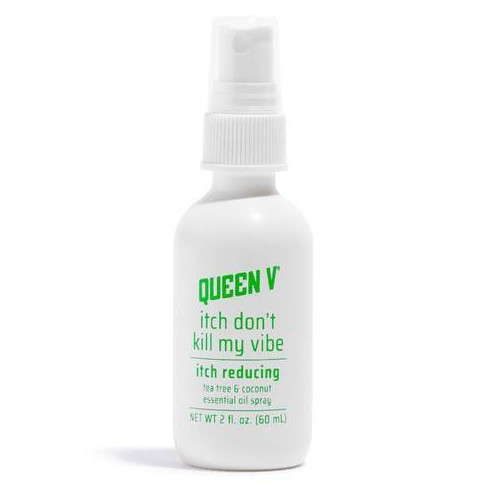 Queen V Itch Don't Kill My Vibe Essential Oil Itch Spray - image 1 of 2