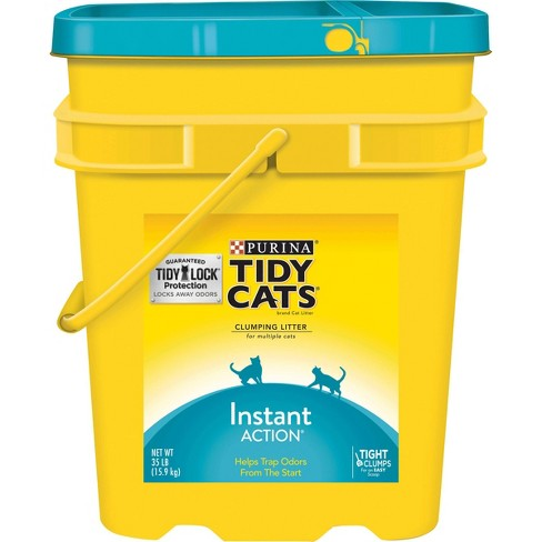 Purina Tidy Cats Clumping Instant Action Cat Litter - image 1 of 4