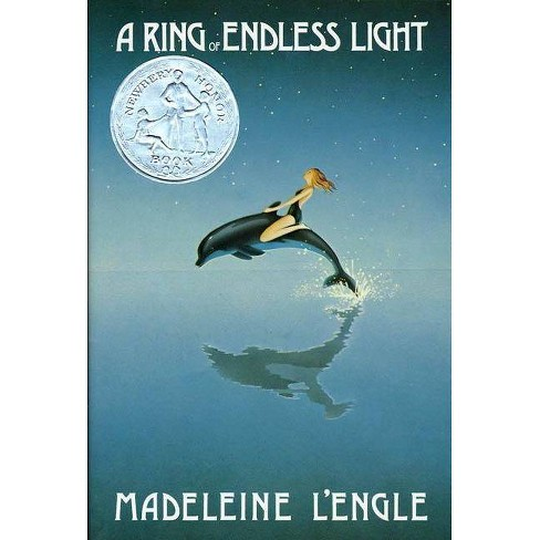A Ring of Endless Light - (Austin Family) by  Madeleine L'Engle (Hardcover) - image 1 of 1