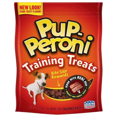 PupDog Treats Peroni Beef Flavor Training Dog Treats - 5.6oz