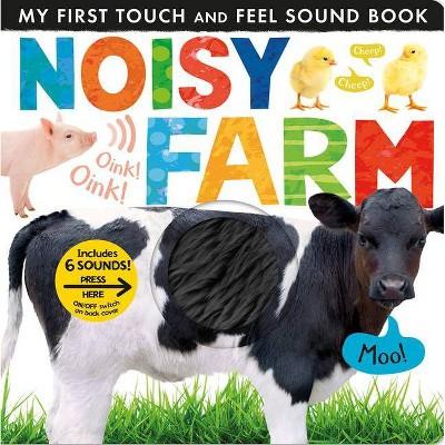 Noisy Farm - (My First)(Board Book)