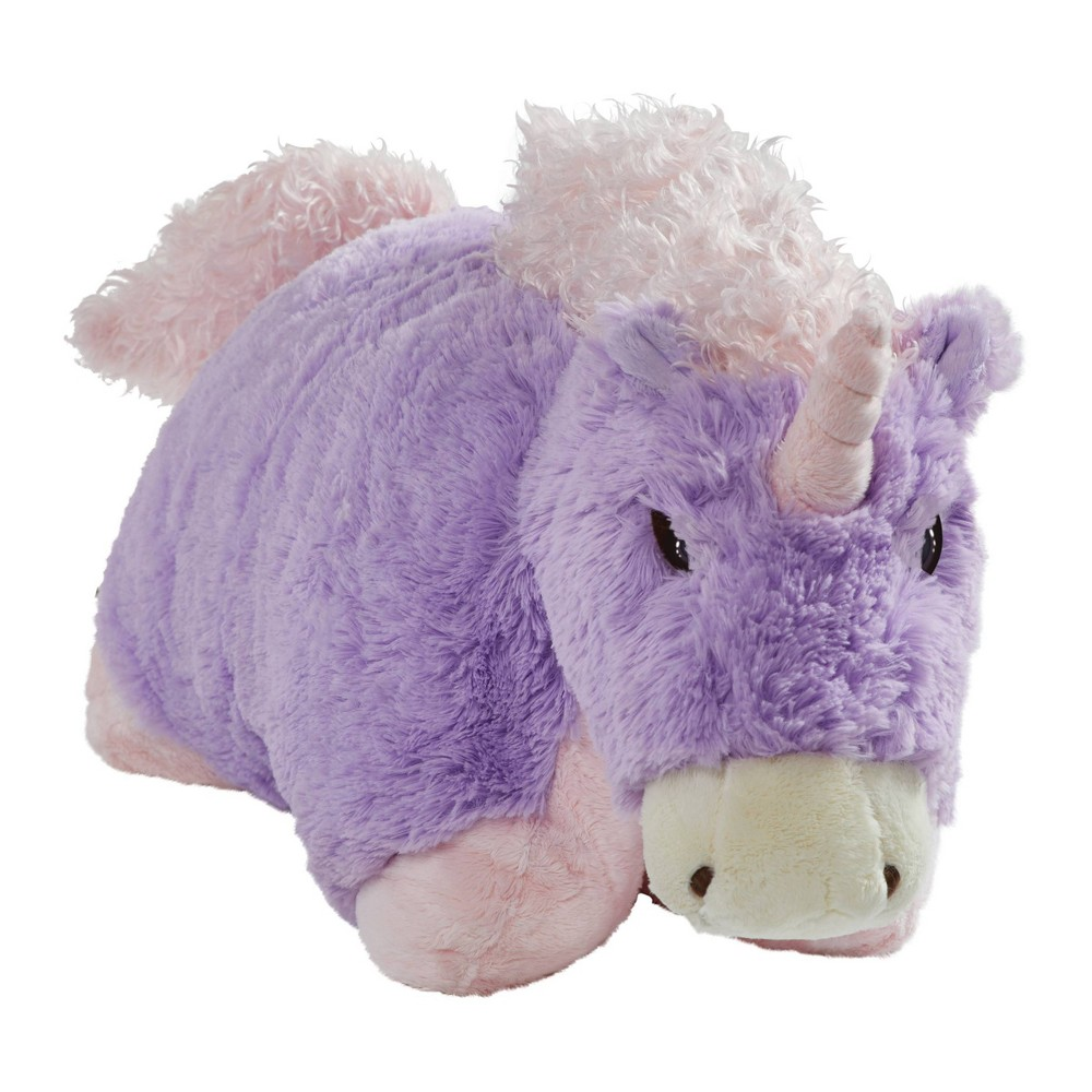 "Image of ""18"""" Signature Magical Unicorn Large Throw Pillow - Pillow Pets"""