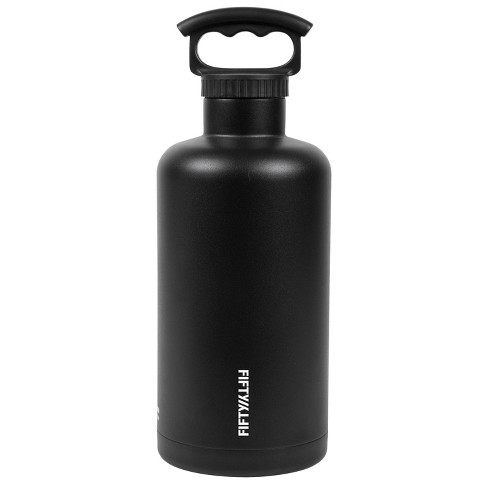 FIFTY/FIFTY 64oz Tank Growler 3 Finger Grip Cap - image 1 of 3
