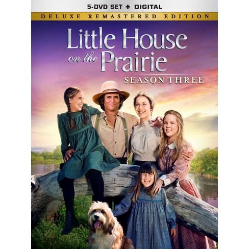 Little House On The Prairie Season Three Dvd Target