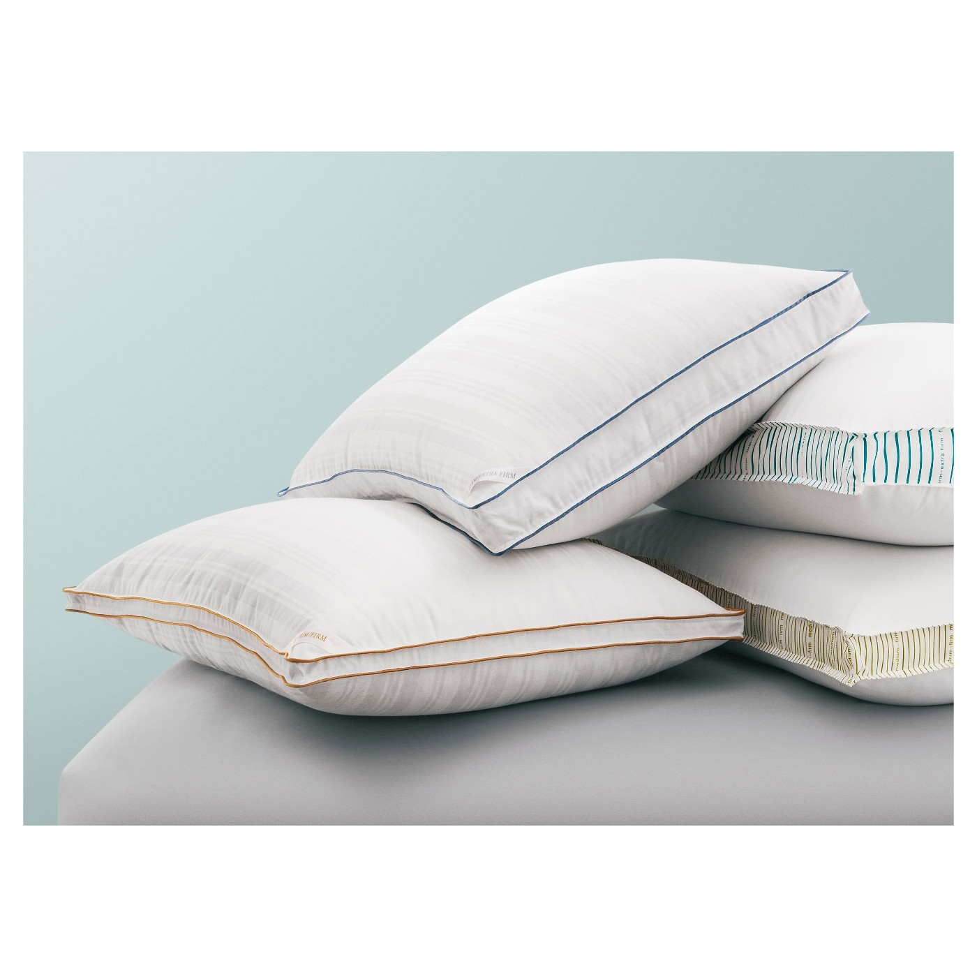 Down SurRound Medium/Firm Pillow - Fieldcrest® - image 2 of 2