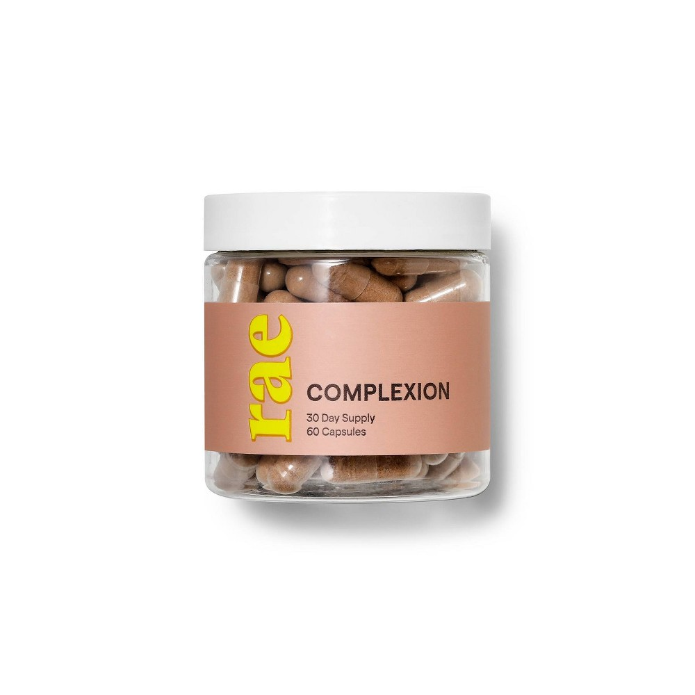 Image of Rae Complexion Dietary Supplement Capsules - 60ct, Adult Unisex