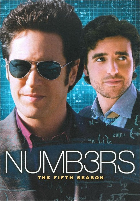 Numb3rs: The Fifth Season [6 Discs] - image 1 of 1