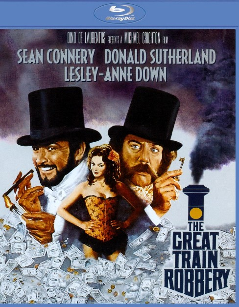 Great train robbery (Blu-ray) - image 1 of 1