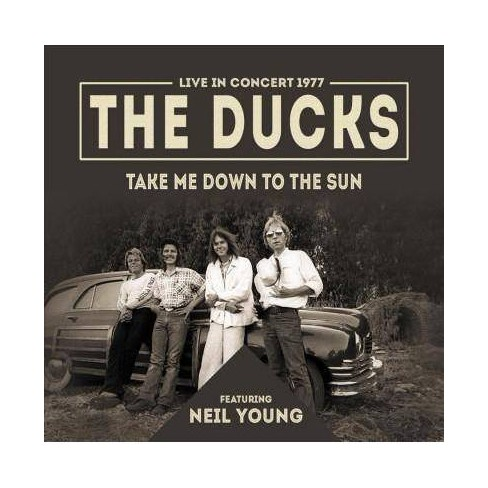 Ducks - Take Me Down To The Sun (CD) - image 1 of 1