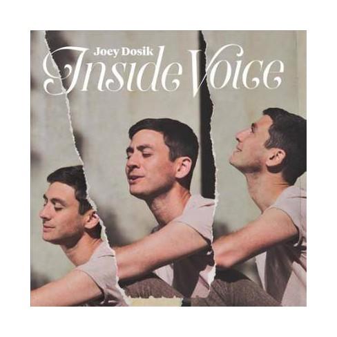 Joey  JoeyDosik Dosik - Inside Voiceinside Voice (Vinyl) - image 1 of 1
