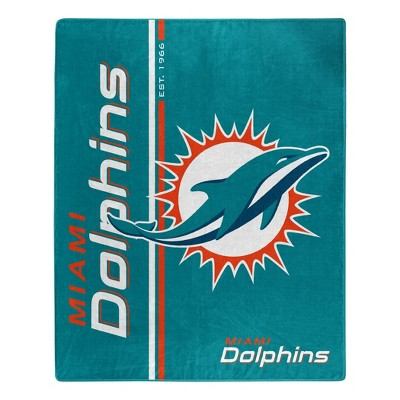 NFL Miami Dolphins Throw Blankets