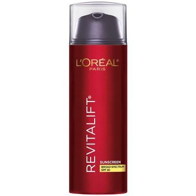 L'Oreal Paris Revitalift Triple Power Anti-Aging Lotion - SPF 30 - 1.7 fl oz