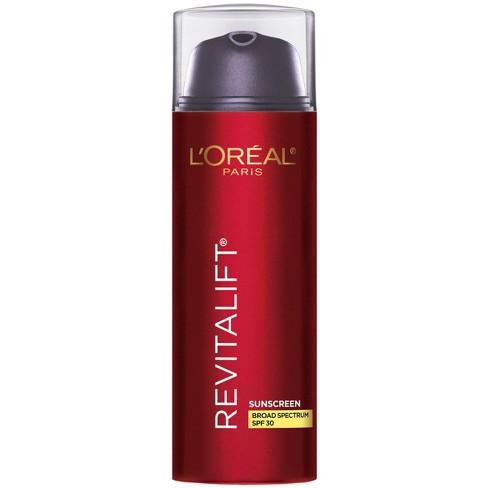 L'Oreal Paris Revitalift Triple Power Anti-Aging Lotion - SPF 30 - 1.7 fl oz - image 1 of 4
