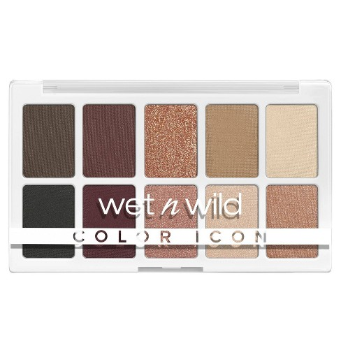 Wet n Wild Color Icon 10-Pan Eyeshadow Palette - 0.42oz - image 1 of 4