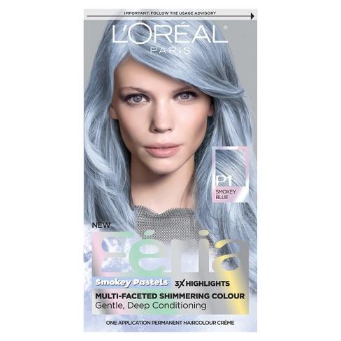 L\'Oreal Paris Feria Permanent Pastels Hair Color