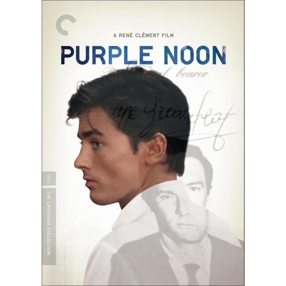 Purple Noon (Dvd), Movies