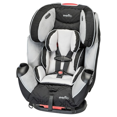 EvenfloR Symphony LX Convertible Car Seat