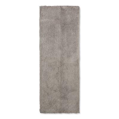Solid Bath Runner Cashmere Gray - Fieldcrest®