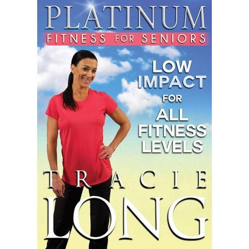 Tracie Long: Platinum Fitness For Seniors (DVD) - image 1 of 1