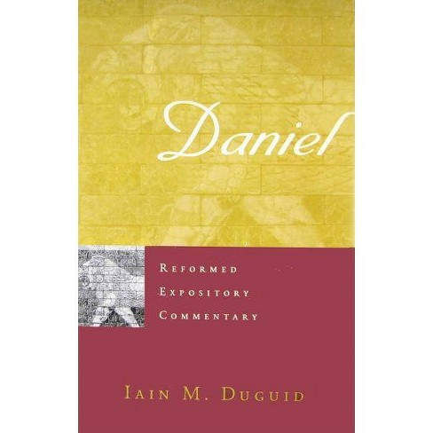 Daniel - (Reformed Expository Commentary) by  Iain M Duguid (Hardcover) - image 1 of 1