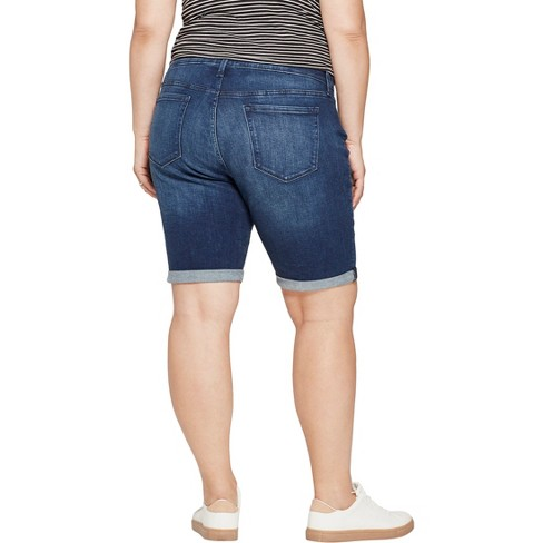 032a5c2eaad36 Maternity Plus Size Inset Panel Skinny Jeans - Isabel Maternity By Ingrid &  Isabel™ Dark Wash : Target