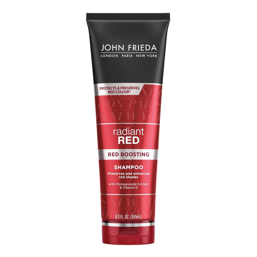 Image of John Frieda Radiant Red Boosting Shampoo - 8.3 fl oz