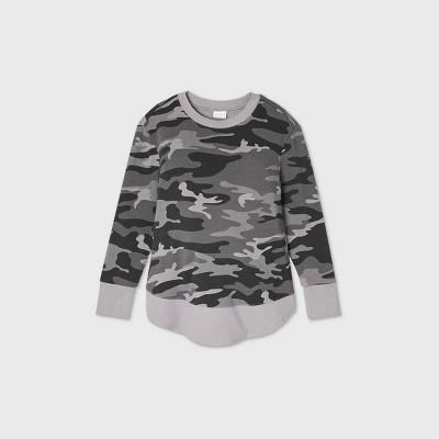 Maternity Rounded Hem Sweatshirt - Isabel Maternity by Ingrid & Isabel™