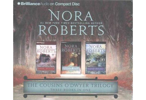 Dark Witch / Shadow Spell / Blood Magick (Abridged) (CD/Spoken Word) (Nora Roberts) - image 1 of 1