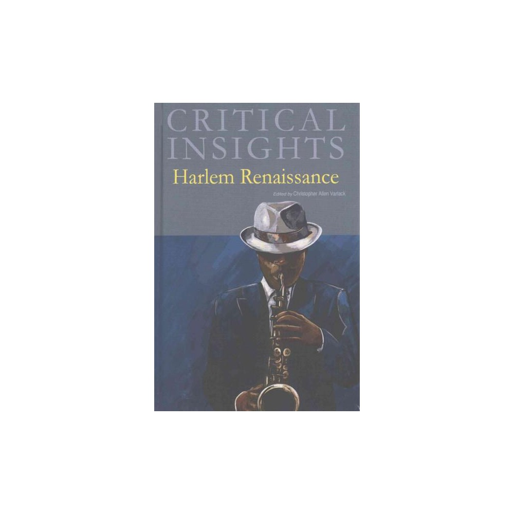 Critical Insights : Harlem Renaissance (Hardcover)