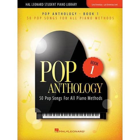 Pop Anthology - Book 1 - (Paperback) - image 1 of 1