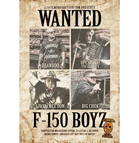 Wanted:F 150 Boyz (DVD) - image 1 of 1